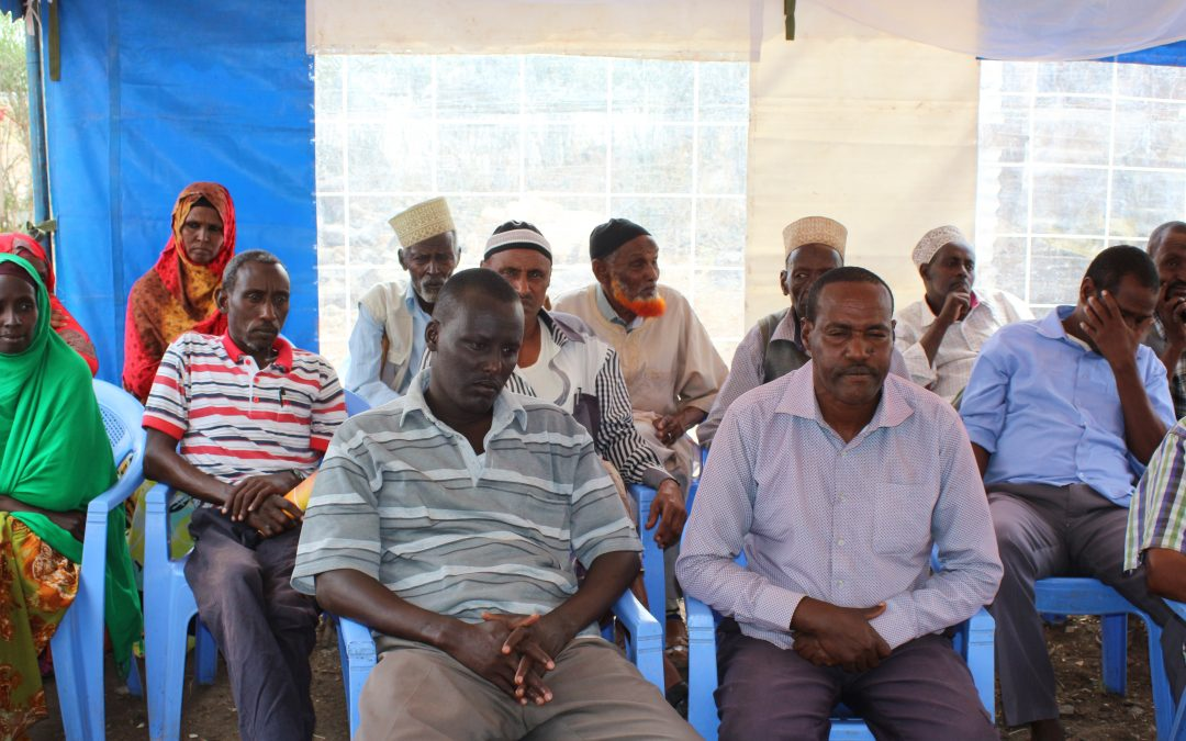 What land will be left for Isiolo residents?