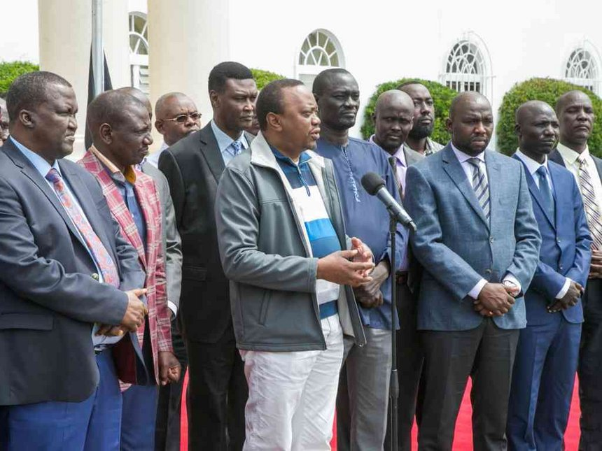 What does the oil sharing agreement by President Uhuru really mean?