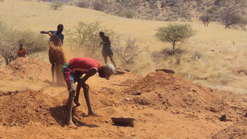 IANRA launches model mining legislation in Kenya