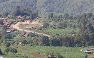 Kimwarer Sugutek community compensation trail