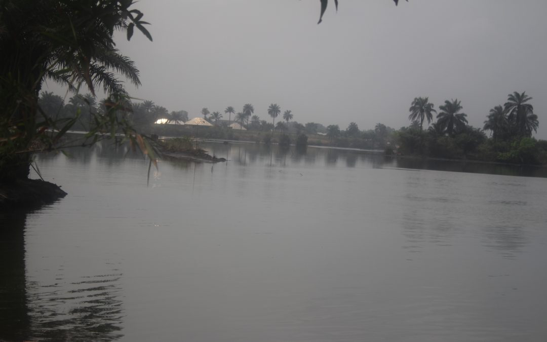 Villages of Pollution- Goi, Ogoniland, Niger Delta
